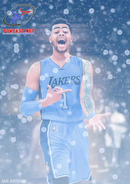 D'Angelo Russell Ice in my Veins