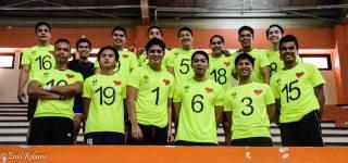 Manila Fun Cup Volleyball Tournament.