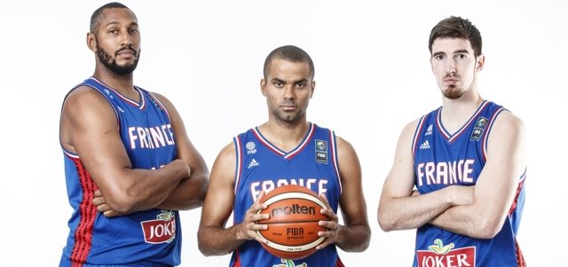Team France Final FIBA OQT Roster