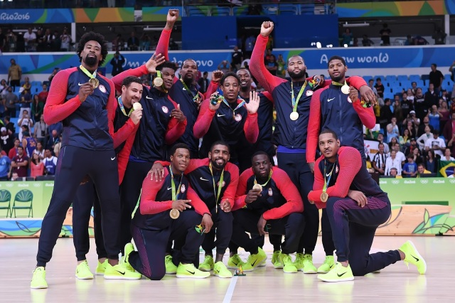 USA is Olympic Basketball Champion Again