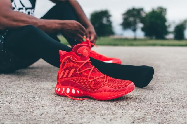 Crazy Explosive for the next generation of basketball superstars