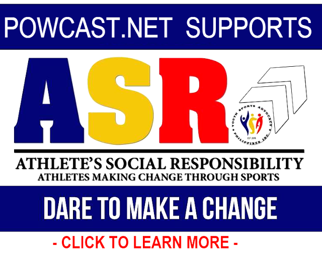 What is Athlete's Social Responsibility (ASR)? How can you  be a part of it?