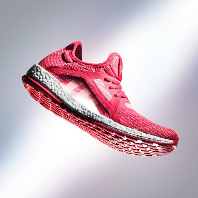 adidas returns with new colorways of PureBOOST X, continues to motivate women to radiate positive energy
