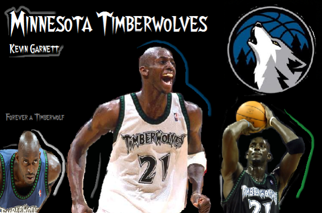 Kevin Garnett's Most Awesome Top 50 Plays of His Career