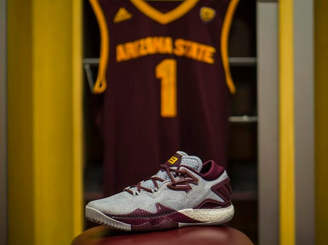 adidas releases Crazylight 2016 James Harden Arizona State University. Hot or Not?