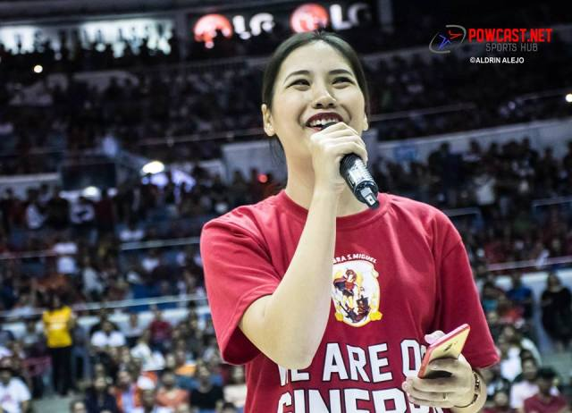 Maria Gracia Gonzales Ginebra Theme Song Singer Interview