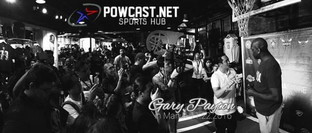 NBA Legend Gary Payton will be in Cebu! details