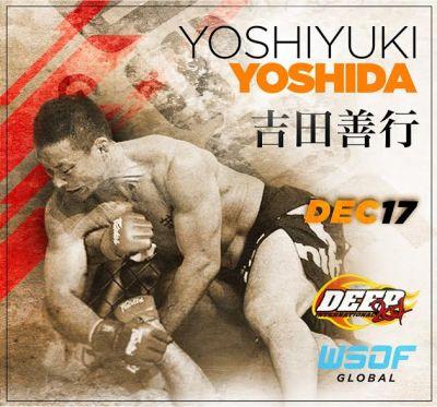 UFC  Veterans Yoshiyuki Toshida and Masanori Kanhera Front and Center at WSOF-GC 4