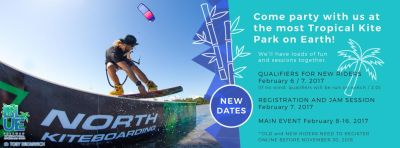 Blue Palawan International Kite board Open 2017 is back for its second year!