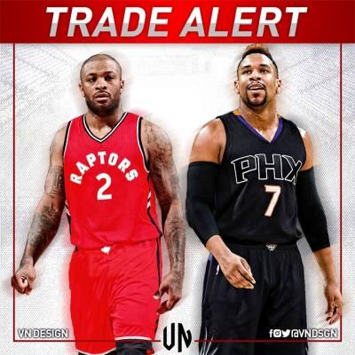 Raptors and Suns Trade: PJ Tucket and Jared Sullinger