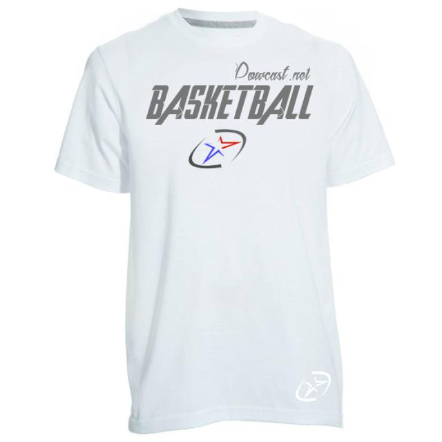 Powcast basketball Shirt 001