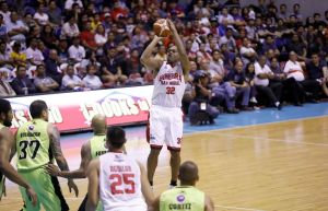 Justin Brownlee PBA shoots