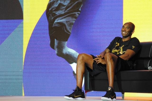 Kobe Bryant in Manila