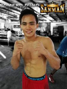 Ruthless Romero Duno Looking to Make Headline Again