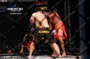 Caloy Baduria vs MArk Palomar fight