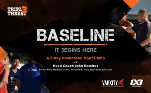 3x3 Basketball Boot Camp by Triple Threat Manila