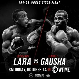 Recommended Boxing Event: Erislandy Lara vs Terrel Gausha