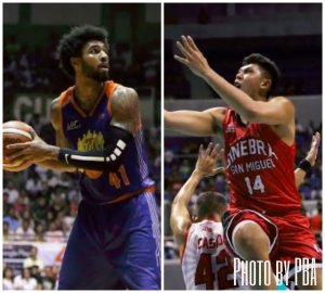 Glen Rice Jr vs Kevin Ferrer