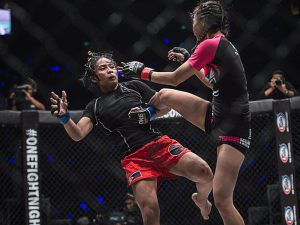 Jomary Torres in One FC