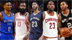 2017-18 NBA MVP Candidates