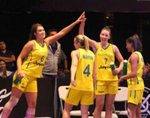 FIBA 3x3 Asia Cup 2107
