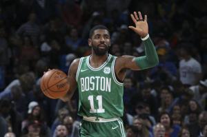 Kyrie Irving Boston Celtics