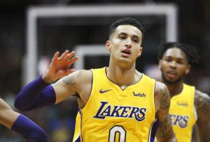 Kyle Kuzma is the best Rookie