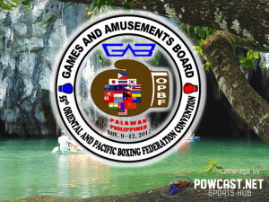 Palawan Host the 55th OPBF Convention