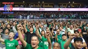 De LaSalle Green Archers Fans
