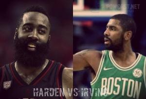 Harden vs Irving