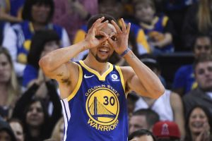 Stephen Curry out for 2 weeks