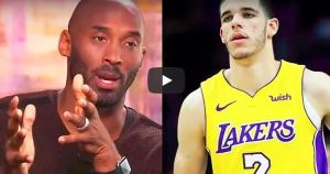 Lonzo Ball Needs to Get Better Now - Kobe Bryant