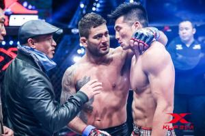 Kunlun Fighting MMA and Road FC is on Kix
