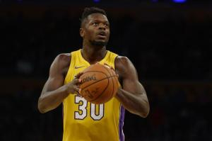Julius Randle annd Jordan Clarkson Up for Grabs