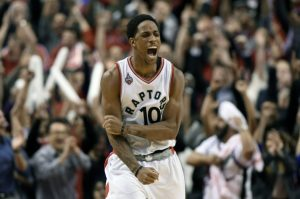 DeRozan Breaks Franchise Record